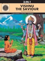 Vishnu The Saviour (3 in 1) price comparison at Flipkart, Amazon, Crossword, Uread, Bookadda, Landmark, Homeshop18