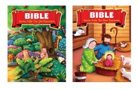 Bible - Stories from the Old Testament / Stories from the New Testament (Set of 2 Books)