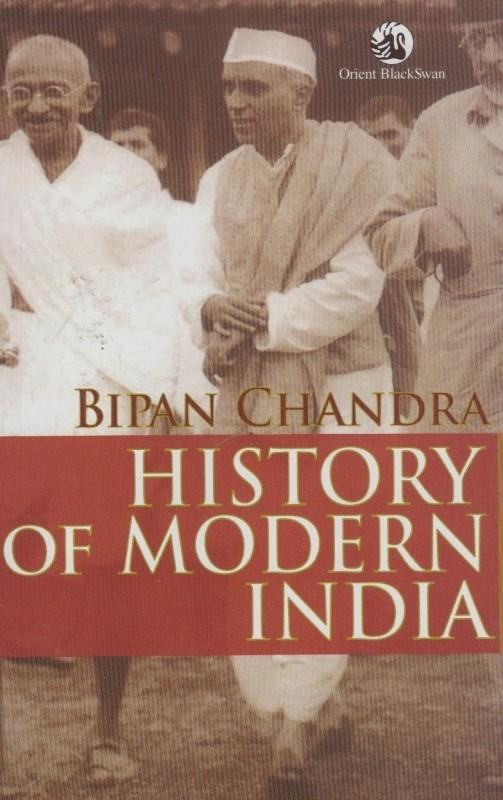History of Modern India 1st Edition(English, Paperback, Bipan Chandra)