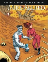 Modern Masters: Mike Allred v. 16 (Modern Masters (TwoMorrows Publishing))