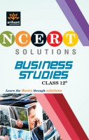 NCERT Solutions: Business Studies (Class - 12) price comparison at Flipkart, Amazon, Crossword, Uread, Bookadda, Landmark, Homeshop18