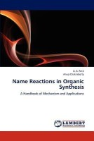 Name Reactions in Organic Synthesis best price on Flipkart @ Rs. 5772