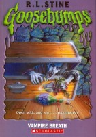 GOOSEBUMPS : VAMPIRE BREATH price comparison at Flipkart, Amazon, Crossword, Uread, Bookadda, Landmark, Homeshop18