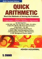 Quick Arithmetic 4th  Edition price comparison at Flipkart, Amazon, Crossword, Uread, Bookadda, Landmark, Homeshop18