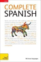 Complete Spanish : A Teach Yourself Guide (with Two Audio CDs) 4th  Edition