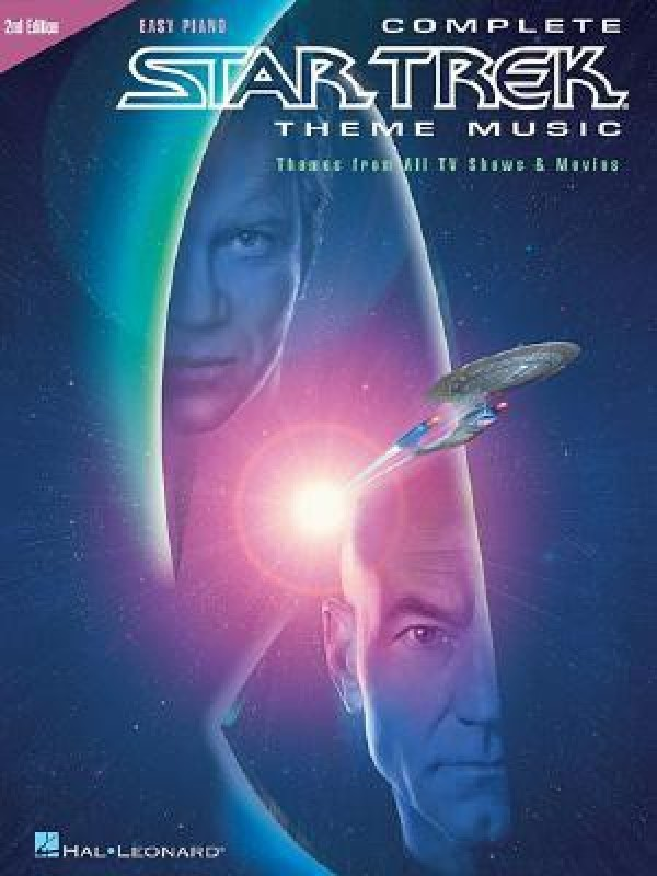 Complete Star Trek Theme Music: Themes from All TV Shows...