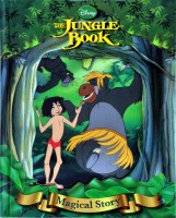 DISNEY THE JUNGLE BOOK MAGICAL STORY - 9781445464879(English, Hardcover)