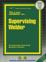 Supervising Welder price comparison at Flipkart, Amazon, Crossword, Uread, Bookadda, Landmark, Homeshop18