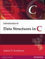 Introduction to Data Structures in C 01 Edition 01 Edition price comparison at Flipkart, Amazon, Crossword, Uread, Bookadda, Landmark, Homeshop18