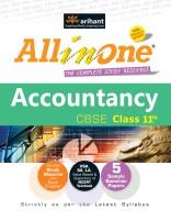 All in One - CBSE Accountancy (Class 11) 1st Edition price comparison at Flipkart, Amazon, Crossword, Uread, Bookadda, Landmark, Homeshop18