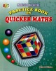 Practice Book On Quicker Math...