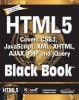 Html5 Black Book:Covers Css3,...