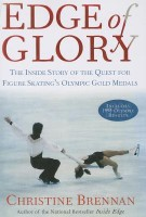 Edge of Glory: The Inside Story of the Quest for Figure Skatings Olympic Gold Medals price comparison at Flipkart, Amazon, Crossword, Uread, Bookadda, Landmark, Homeshop18
