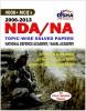 NDA/ NA Topic-wise Solved Pap...