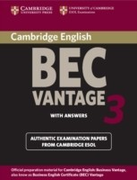Cambridge BEC Vantage 3 Student's Book with Answers Student Ed Edition price comparison at Flipkart, Amazon, Crossword, Uread, Bookadda, Landmark, Homeshop18