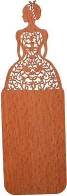 Temple Trees Royal Lady Wooden Bookmark Bookmark