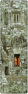 That Company Called IF National Geographic - The Bayon 3D Bookmark