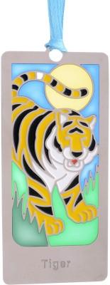 Temple Trees Tiger Metal Bookmark Bookmark