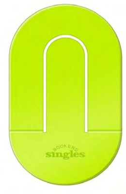 If by Chitra End Singles Metal Clip Bookmark