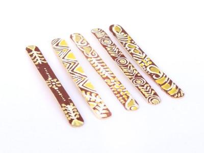 Ivei Chowk Art Wooden Bookmark