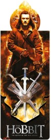If by Chitra The Hobbit: Battle of the Five Armies - Bowman Magnetic Bookmark