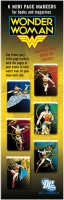 That Company Called If Wb Mini Page Markers (DC) - Wonder Women Magnetic Bookmark(Retro Cartoon Characters, Multicolour)