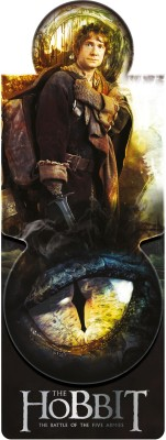 If by Chitra The Hobbit: Battle of the Five Armies - Baggins Magnetic Bookmark