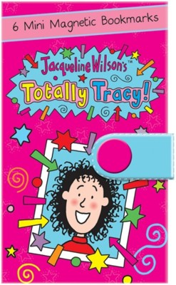 If by Chitra Totally Tracy Beaker Mini Bookmarks Magnetic Bookmark