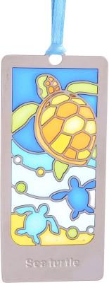 Temple Trees Sea Turtle Metal Bookmark Bookmark
