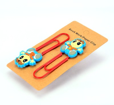 Enwraps Wicked Boy 2 pcs Metal Clip Bookmark