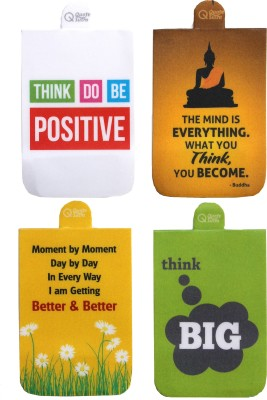 QuoteSutra Collection For Positivity & Inspiration Rectangle Magnetic Bookmark