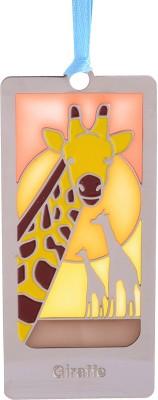 Temple Trees Giraffe Metal Bookmark Bookmark