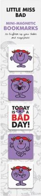 That Company Called If Little Miss Bad - Mini Magnetic Bookmark