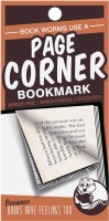 That Company called IF Page Corners   Worms Bookmark Bookmark