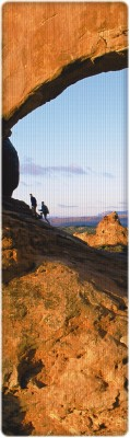 That Company Called If National Geographic - Arches National Park 3D Bookmark