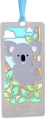 Temple Trees Koala Metal Bookmark Bookmark