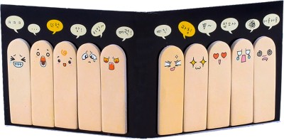ARRA Fashion Cartoon Post it pop up Bookmark
