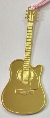 Temple Trees Guitar Metal Bookmark Bookmark