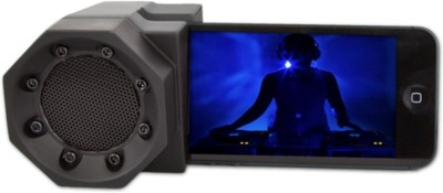 Thumbs UP Touch Mini Boombox Speaker Boom Box(Black)