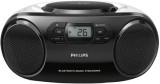 Philips AZ330T/12 Boom Box (Black)