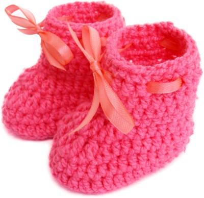 Love Crochet Art Booties