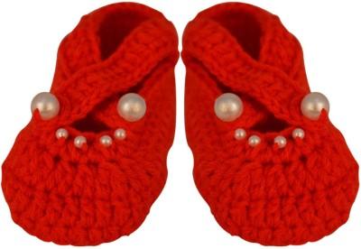 Graykart Knitted wool shoe Booties