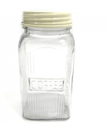 Indian Reverie Glass Coffee Jar (Large)(clear)