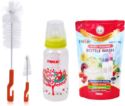 Farlin Feeding Bottle Wash Set