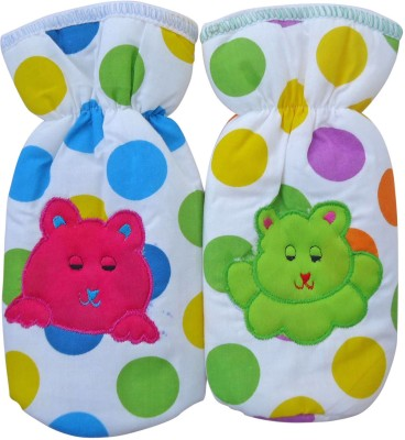 Littly Polka Dots Bottle Covers Combo