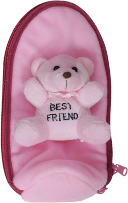 SabhyaSakshi Bottle Cover With Soft Toy