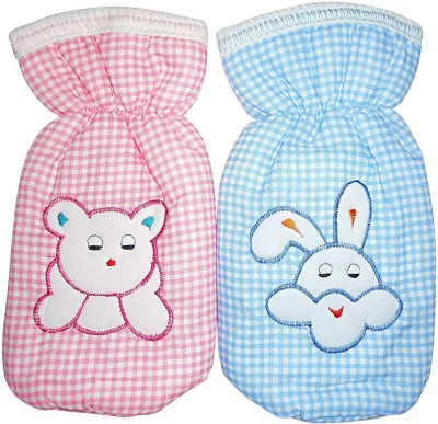 CHHOTE JANAB BABY BOTTLE COVER (SET OF 2)