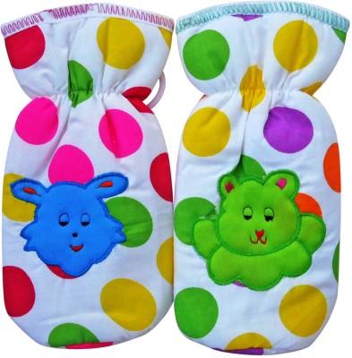 Littly Polka Dot Bottle Covers, Pack of 2