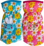 Littly Floral Print Bottle Covers Combo ...