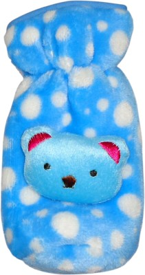 Littly Premium Fur Bottle Cover